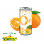 200 ml Bio Orangensaft (Dose) - Body Label